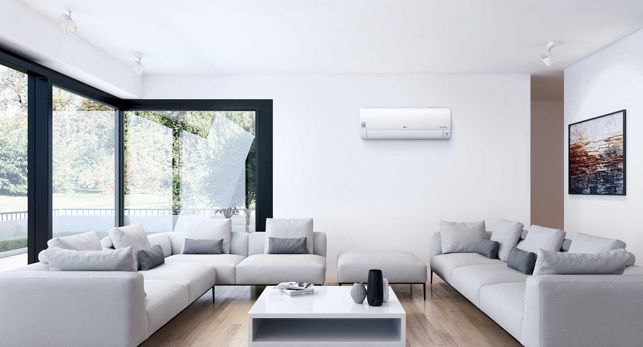 Een airco in uw living? | QuickAir - airco-installateur in Limburg